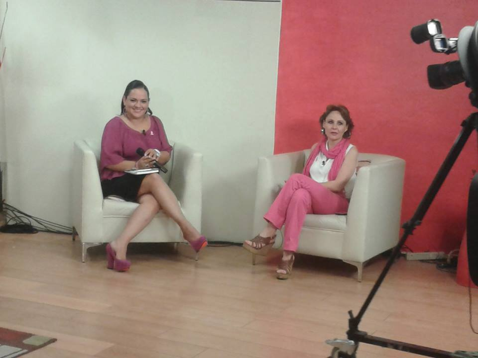 Vibra TV con Karen Fernández