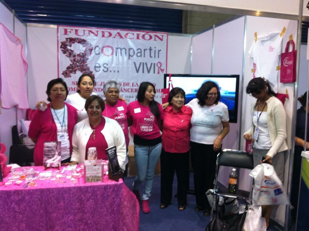 """Autoexploración """"Expo Salud 2013"""""""