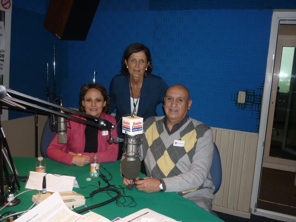 """Radio Centro 1030 am """"Valores"""""""