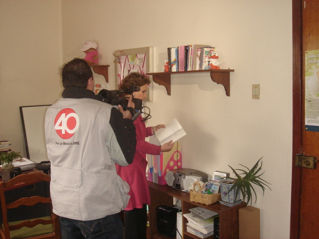 Proyecto 40 Noticias