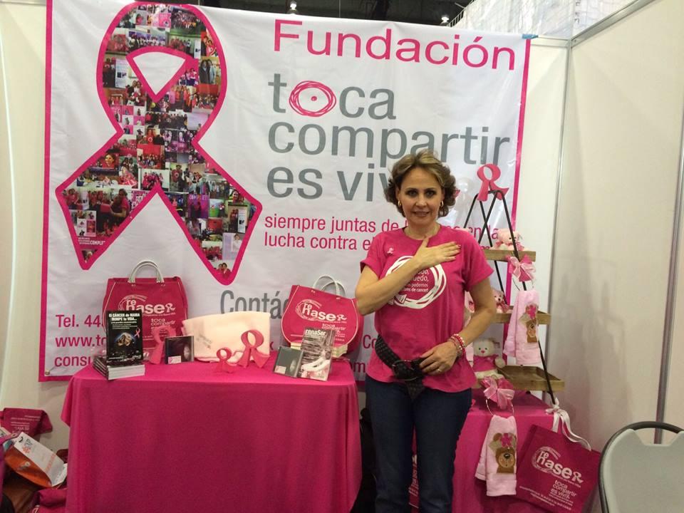 Expo Salud y Bienestar, Octubre 2015.