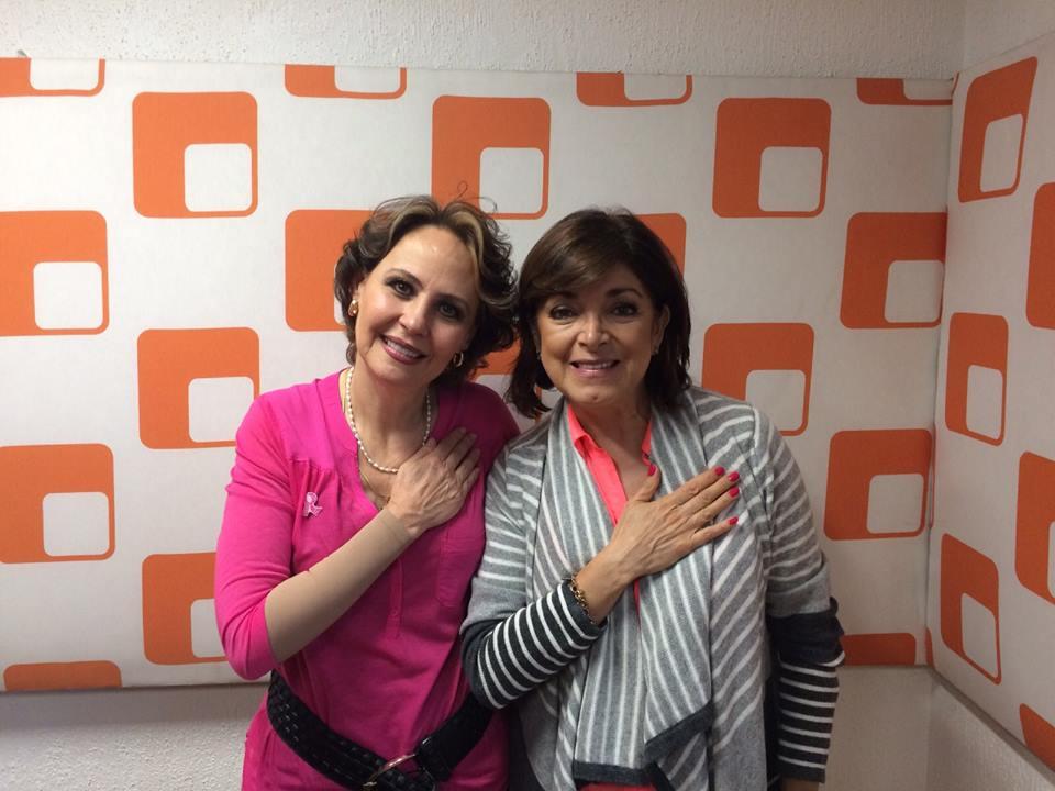 Janet Arceo en Radio Formula